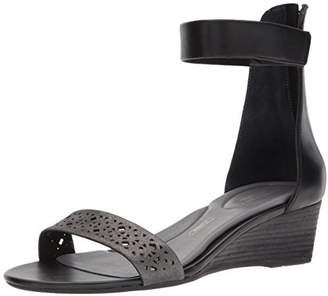 Rockport Women's Total Motion Ankle Strap Wedge Sandal