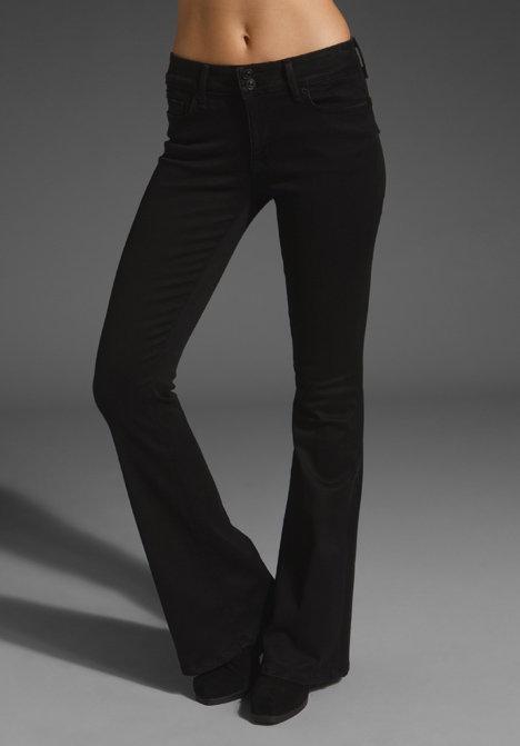 Hudson Jeans Christa Midrise Flare