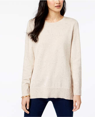 Maison Jules Cotton Crew-Neck Sweater