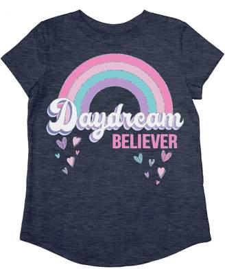 "Girls 4-12 Jumping Beans ""Daydream Believer"" Graphic Tee"