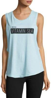 LAmade I Need Vitamin Sea Tank Top