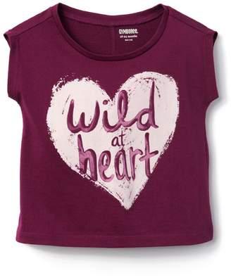 Gymboree Wild Heart Tee