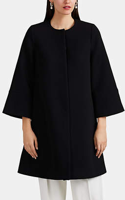 Lisa Perry Women's Cady Swing Coat - Black