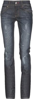 Philipp Plein Denim pants - Item 42726037KJ