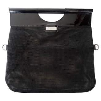 Jean Paul Gaultier Patent Leather Tote