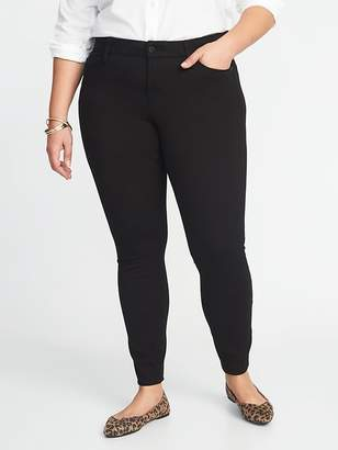 Old Navy High-Rise Secret-Slim Pockets + Waistband Plus-Size Rockstar 24/7 Jeans