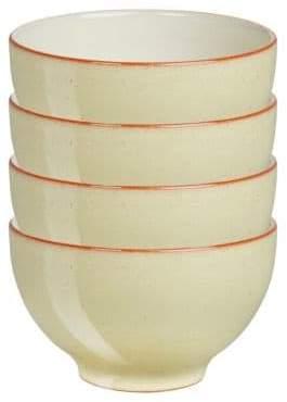 Denby Set of Four Heritage Veranda Small Bowls
