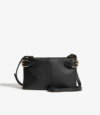 Karen Millen Leather Cross-body Bag