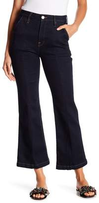 Frame Le Ankle Flare Jeans