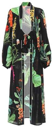 Johanna Ortiz Exclusive to mytheresa.com – Kiribati silk kimono cardigan