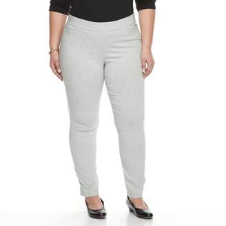 Briggs Plus Size Millennium Pull-On Pants