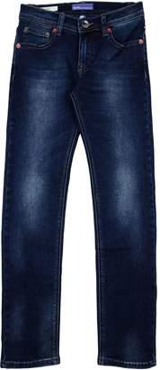 Gaudi' GAUDÌ Denim pants - Item 42633714JA