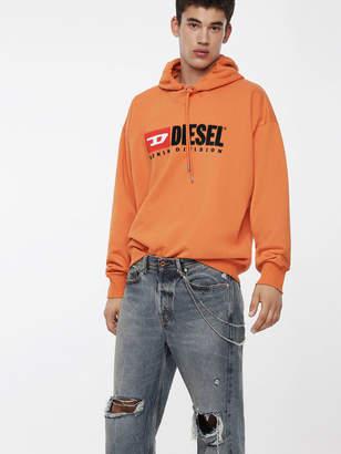 Diesel Sweatshirts 0CATK - Grey - S