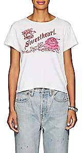 RE/DONE Women's Classic Tee-White