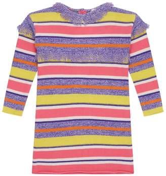 Il Gufo Stripe Knitted Dress