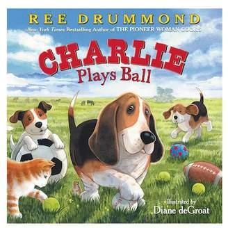 Harper Collins Charlie Plays Ball