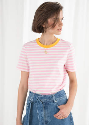 And other stories Striped Tee
