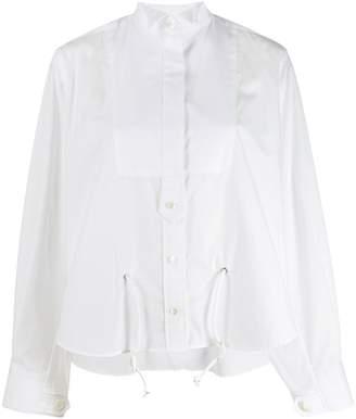 Sacai stretch-twill shirt