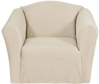 Sure Fit Diamond Stretch Chair Slipcover