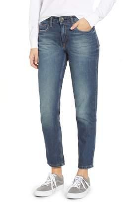 Tommy Jeans Izzy High Waist Slim Crop Jeans