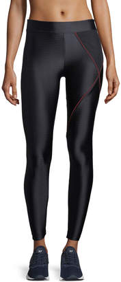 Koral Activewear Knight Full-Length Power-Mesh Compression Leggings