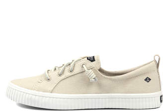 Sperry Crest vibe creeper Ivory Sneakers Womens Shoes Casual Casual Sneakers
