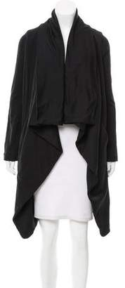 Kimberly Ovitz Draped Casual Jacket