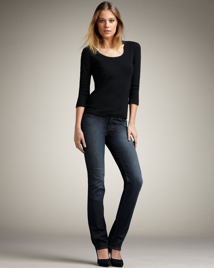 J Brand Jeans Cigarette Heirloom Jeans