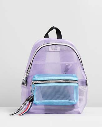 Tommy Hilfiger Mesh Mini Backpack