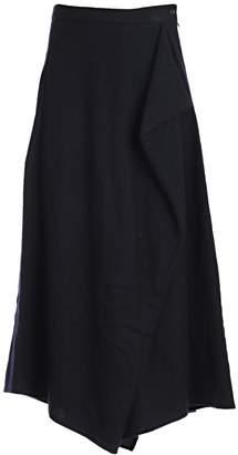 Y's Draped Skirt