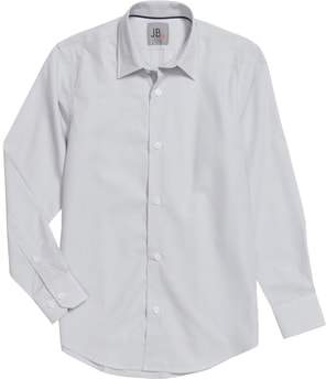 JB Jr Check Dress Shirt