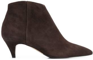 The Seller kitten heel ankle boots