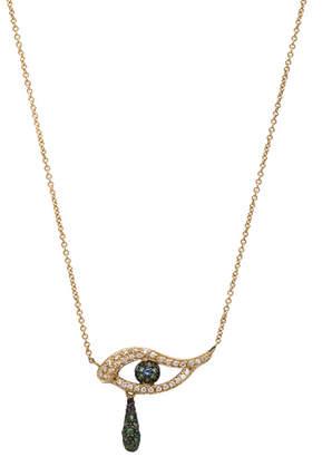 Ileana Makri Angry Tears Necklace