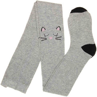 Olive & Edie Cat Infant, Toddler, & Youth Sweater Tights - Girl's