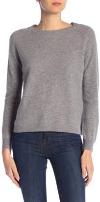 In Cashmere Cashmere Crew Neck Pullover Sweater