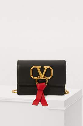 Valentino Vee Ring pouch