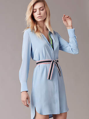 Oversized Shirt Dress $398 thestylecure.com