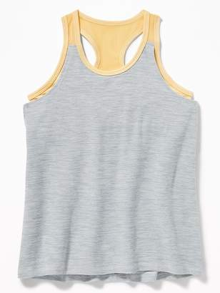 5810dfb02dc80 Old Navy Breathe ON Go-Dry 2-in-1 Sports-Bra Tank