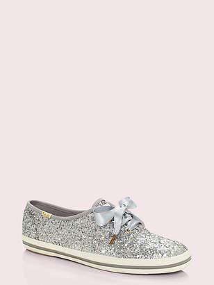 Kate Spade Keds x glitter sneakers