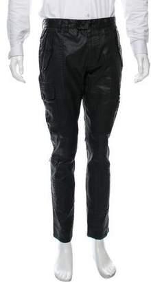 Edun Coated Cargo Pants