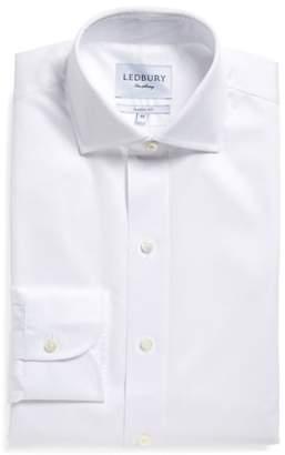 Ledbury Classic Fit Fine Twill Dress Shirt