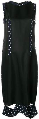 Maison Margiela embroidered knitted dress