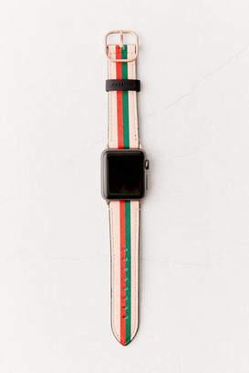 Casetify Chic Stripe Apple Watch Strap