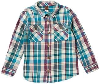 Tea Collection Beaufort Flannel Shirt (Toddler, Little Boys, & Big Boys)