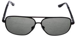 Tod's Tinted Aviator Sunglasses