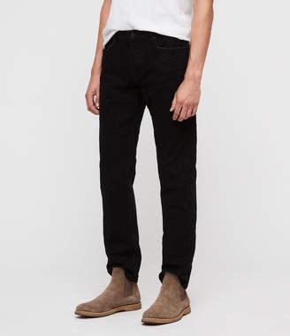 AllSaints Reed Straight Slim Jeans