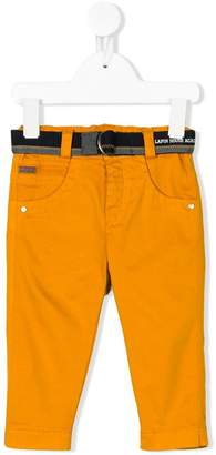 Lapin House belted chinos