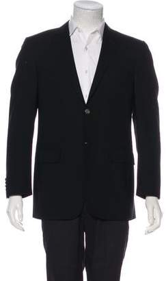 Canali Two-Button Wool Blazer