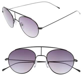 SMOKE X MIRRORS Geo 6 53mm Retro Sunglasses