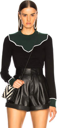 Veronica Beard Atty Sweater